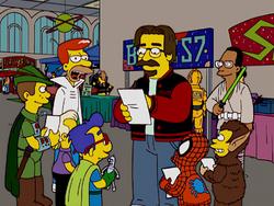Bi-Mon-Sci-Fi-Con - Matt Groening with fans.png