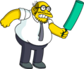 Tapped Out MarvinMonroe Wield a Foam Bat.png