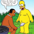 The Simpsons Au Naturel Dr Hibbert Homer.png