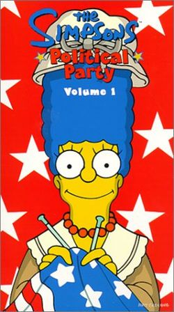 The Simpsons Political Party Volume 1.jpg