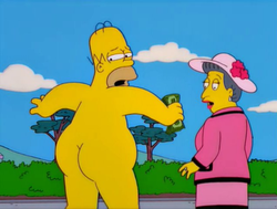 Homer Naked at the Zoo.png