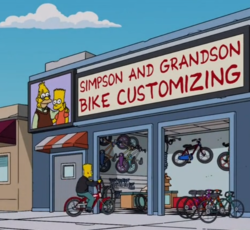 Simpson and Grandson Bike Customizing.png