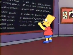 Bart the Genius (Chalkboard gag).png