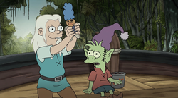 Disenchantment Marge doll.png