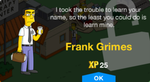 Tapped Out Frank Grimes Unlock.png
