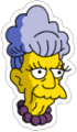 Tapped Out Agnes Icon.png