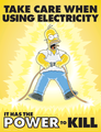 The Simpsons Safety Poster 7.png