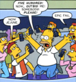 The Bids Are All Right Appearances Wikisimpsons The