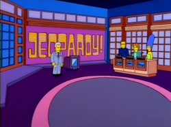 Jeopardy Wikisimpsons The Simpsons Wiki