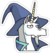 Tapped Out Unicorn Wizard Icon.png