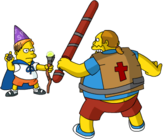 Tapped Out MartinWizard Engage in Single Combat With Comic Book Guy.png