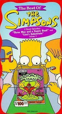 The Best of The Simpsons Volume 9.jpg